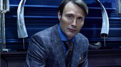 Hannibal star Mads Mikkelsen is a feast for our eyes