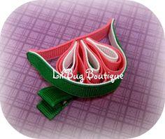 Watermelon clippie