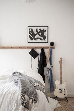 Sanna Fischer Nordström har jag följt i många år, och hon inspirerar alltid med fina detaljer. Nu när Sanna bor i Palma så har hon så klart snyggaste korgväskorna i stan med monogram!...
