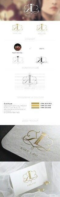 Kris Lau Logo Concept VI #2
