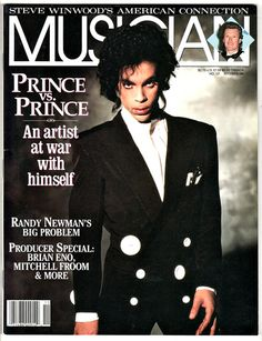 magazine covers with prince Prince And Mayte, My Prince, Randy Newman, Prince Images, Steve Winwood, The Artist Prince, Paisley Park, Roger Nelson, Prince Rogers Nelson