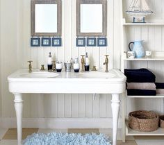 7 best Beach themed interiors images on Pinterest   Beach cottages ...