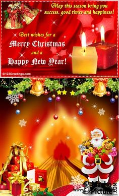 264 best christmas greetings images on pinterest natal christmas christmas greeting email cards 3 photo m4hsunfo