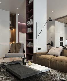 Minsk_apartments on Behance
