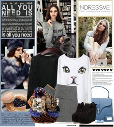 """""""All You Need Is Love"""" by kittyfantastica ❤ liked on Polyvore"""