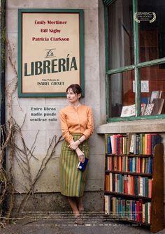 CINE DE LITERATURA: LA LIBRERÍA (THE BOOKSHOP) DIRIGIDA POR ISABEL COI...