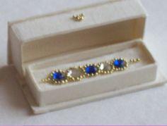 1/12th scale dollhouse miniature bracelet