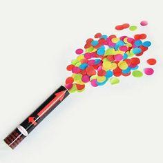 I WANT ... a confetti cannon $5.99