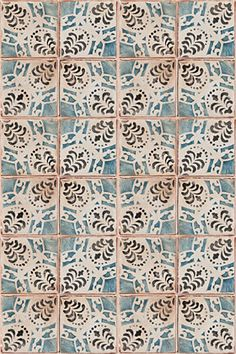 Terra Cotta - Tiempo - Ann Sacks Tile & Stone eclectic kitchen tile.  $53.72