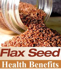 19 Amazing Benefits And Uses Of Flax Seeds