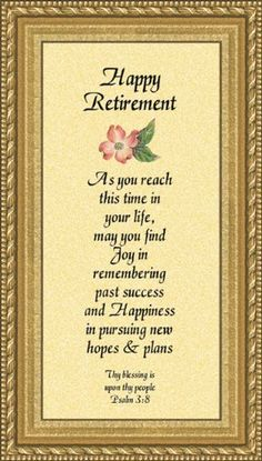 retirementmes… A selection of retirement poems and verses for family, frie… www.retirementmes… A selection of retirement poems and verses for family, friends or acquaintances that can be used in a retirement card or with a gift Retirement Card Messages, Retirement Wishes Quotes, Retirement Quotes For Coworkers, Retirement Quotes Inspirational, Retirement Sentiments, Happy Retirement Cards, Retirement Greetings, Retirement Gifts For Men, Retirement Invitations