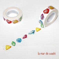 Washi Tape diamantes