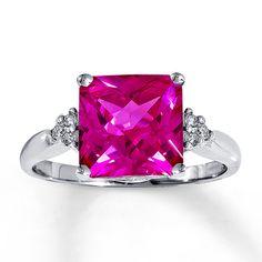 magenta diamond!