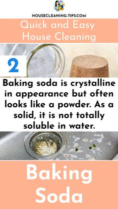 Baking Soda is the original all-purpose cleaner. Find out what it is and learn some baking soda uses for cleaning your home. #bakingsodauses #bakingsodacleaning Baking Soda Drain Cleaner, Baking Soda Cleaning, Baking Soda Beauty Uses, Baking Soda Uses, Homemade Cleaning Products, Cleaning Recipes, Baking Powder Uses, What Is Baking, Arm And Hammer Baking Soda