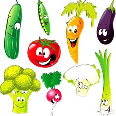 Groente en Fruit Fun: