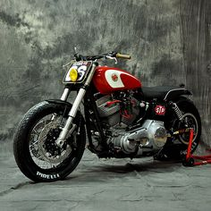 Harley Davidson Dyna SuperGlide Gabrielle by XTR Pepo
