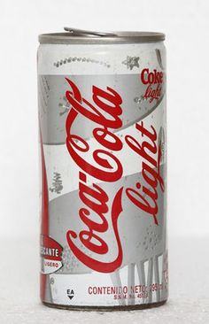 1990s Coca-Cola Light - Venezuela