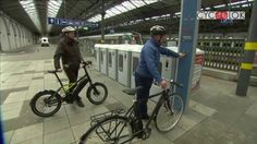 Featured on RTÉ's Nationwide, March Cyc-lok's SMART Bike Lockers lead the way to negate bike theft in our cities and towns. For more information, visit www. Bike Locker, Parking Solutions, Bike Parking, Bike Storage, Lockers, Ireland, Cities, March, Locker