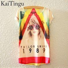 Summer Yuppie O-Neck Short Sleeve Women's T Shirt by KaiTingu