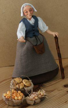 Agnes the Tudor market trader
