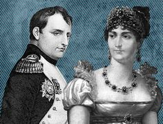 Napoleon & Josephine: A marriage of convenience, she was an older, prominent, and most importantly wealthy woman.As time drew on, Napoleon fell deeply in love with Josephine, and she with him, but that didn't deter the adultery on both sides, but the burning passion between them didn't falter, and was genuine.They eventually split, as Napoleon deeply required something Josephine could not give him, an heir.Sadly they parted ways, both bearing the love and passion for one another in their…