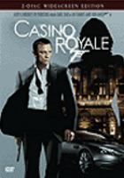 Casino Royale [videorecording] / Metro-Goldwyn-Mayer ; Columbia Pictures ; Albert R. Broccoli's Eon Productions Limited ; Danjaq LLC. ; Babelsberg Film GmbH ; Stillking Films ; United Artists ; produced by Barbara Broccoli, Michael G. Wilson ; screenplay by Neal Purvis & Robert Wade and Paul Haggis ; directed by Martin Campbell.