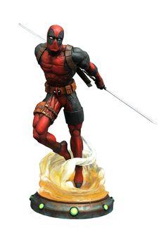 ToyzMag.com » Deadpool à l'honneur chez Diamond Select Toys