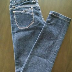 Dark Blue Jeans Never Worn - Dark Blue Jeans - Size 3 Long NO TRADES - NO PAYPAL Jeans