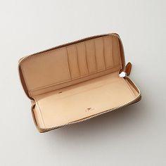Il Bussetto Horizontal Zip Wallet | Mens Accessories | Steven Alan