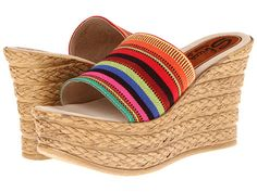 Gorgeous!  I love my Sbicca sandals that I got for mother's day.. now I want these!
