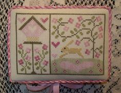 My Sometimes Cross Stitching Obsession: March 2012