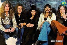 Deep Purple es una banda británica de hard rock formada en Hertford, Reino Unido, en 1968//////