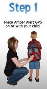 Placing GPS Tracking Device on Kids - for children who wander. Find this and other cool gadgets at www.myaccutrak.com