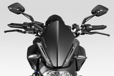 Acessories Yamaha MT07-FZ07 >2014 machined from solid aluminium, designed and manufactured in Italy by deprettomoto.com - deprettomoto.com