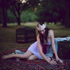 lilacs & lavendar by claire lafaye