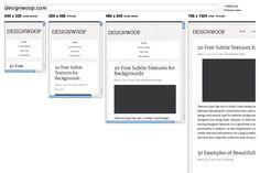 Essential Responsive Web Design Testing Tools