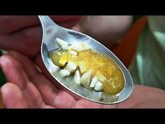 Jedz Miód Z Czosnkiem Na Pusty Żołądek Przez 7 Dni i Zobacz Co Się Stanie Z Twoim Ciałem   Na Grypę - YouTube
