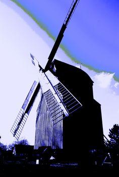 Bockwindmühle Oppenwehe von 1705