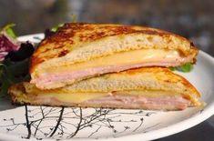 NapadyNavody.sk | Horúce raňajky - Monte Cristo sendvič pripravený za pár minút