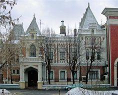 дом архитектора в москве