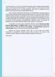 """Erdinç Bakla """" Kütahya Çiniciliğinde Parlayan Bir İsim: İsmail Yiğit, 27-Mayıs-1994"""