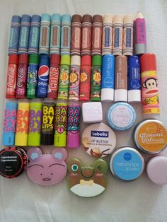 Makeup Collection Organization Lip Balm 51 Ideas - Makeup Collection Organization Lip Balm 51 Ideas - balm up Eye Makeup Tips, Makeup Kit, Makeup Videos, Lip Makeup, Makeup Meme, Barbie Makeup, Makeup Eyebrows, Chanel Makeup, Easy Makeup