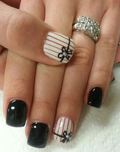 Fashionable Nail Art Design Ideas #nail #nails ,click to see more ideas