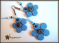 Buy The Earrings GET The Pendant FREE/ Valentines by HappySmileArt