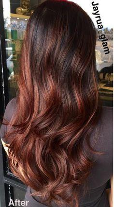 Εντυπωσιακά μαλλιά Cherry Bombre!