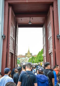 Visiting Thailand's Grand Palace and Wat Po  | #Bangkok #Thailand #Asia #GrandPalace |