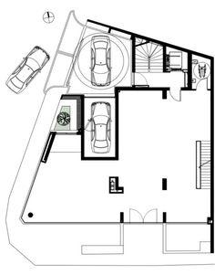 Urban Lofts / Charis Gkikas & Evaggelia Filtsou ground floor plan