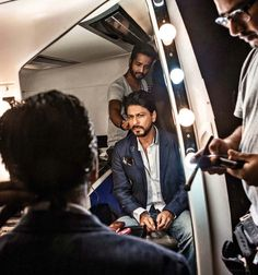 SRK With Beard Means Flawless ^_^