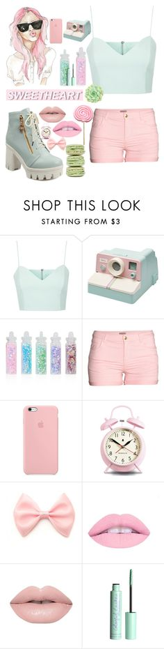 """""""princess pt 40"""" by lolurnotlukehemmingss ❤ liked on Polyvore featuring Wildfox, Topshop, H&M and Newgate"""