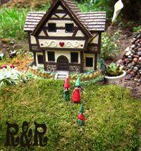 Gnome garden for kids